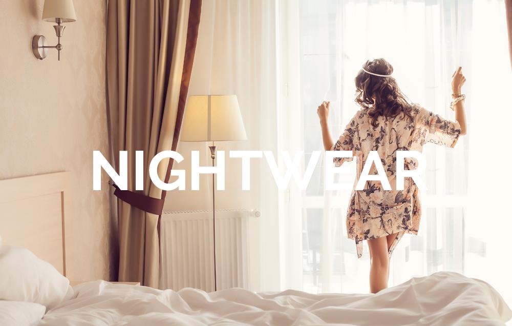 Long Sleeved Nightdresses