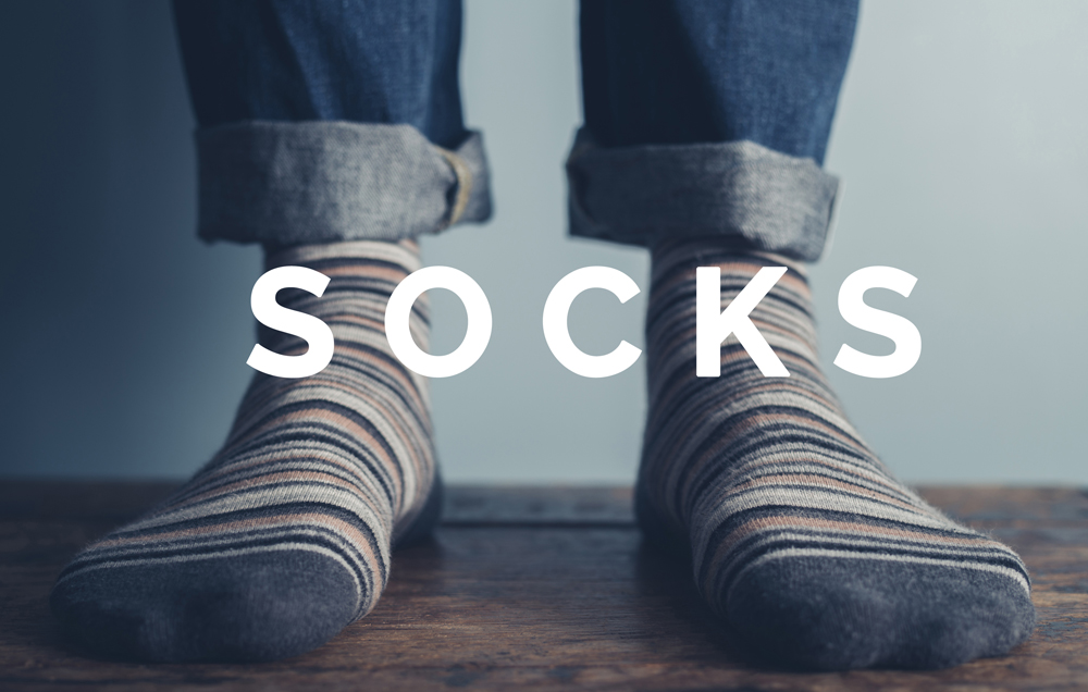 Ladies Every Day Socks