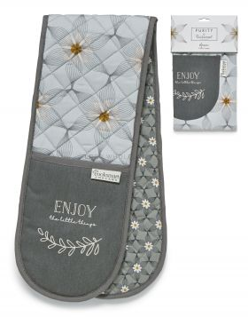 1855 Purity Double Oven Gloves by Cooksmart