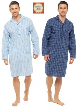 Wholesale Mens Sleepy Joe's Nightshirts
