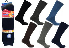 2092 Men's Long Thermal Socks