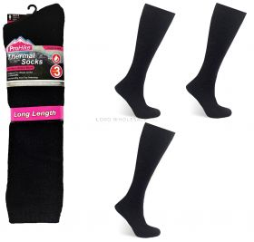2094 Ladies Long Thermal Socks