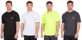 Men's Short Sleeve Activewear T-Shirts