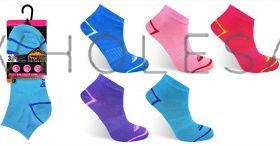 2227 Ladies Trainer Socks