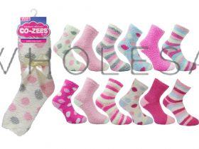 3270 Co-Zees Cosy Socks 3 pair pack