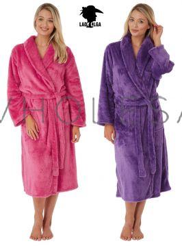 4095 Lady Olga Super Soft Robe