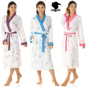 6704 Jersey Robes by Lady Olga