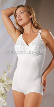 Ladies Lace Cup Corselette by Naturana 83208