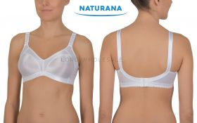 95067 Satin Minimiser Bra by Naturana