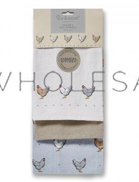 9907 Farmers Kitchen Tea Towels