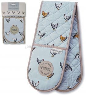 9925 Farmers Kitchen Double Oven Gloves