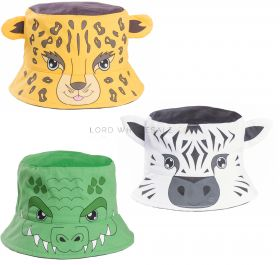 B302 Younger Kids Sun Hats