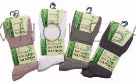 Mens Bamboo Socks Non Elastic 6-11