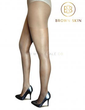 Brown Skin Essentials Tights Brown Sugar