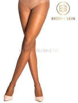 Brown Skin Essentials Tights Honey Brown