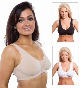 Front Fastening Stretch Cotton Multi Cup Bras CB222 Gemm by Dipti