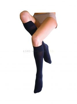 70 Denier Soft Opaque 2 Pack Knee Highs by Pretty Legs 12 Pairs