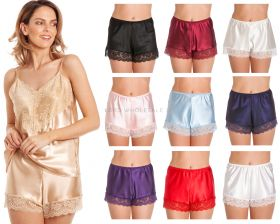 F58 Satin French Knickers by Lady Olga