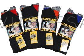 Mens Functional Work Socks for Steel Toe Footwear 3 Pair Pack 6-11