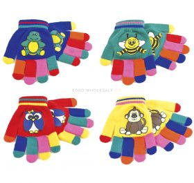 GL107 Children's Gripper Gloves