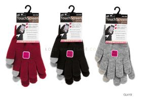 Ladies Touch Screen Gloves GL419