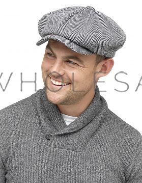 GL606 Men's Baker Boy Cap