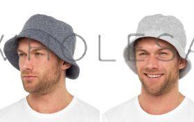 GL784 Men's Towelling Bucket Hats