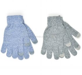 GL857 Ladies Marl Touch Screen Gloves