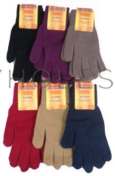 Ladies Handy Thermal Full Gloves