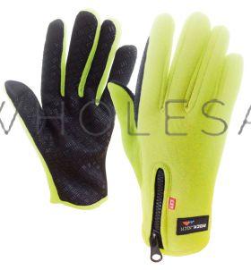 GLA162HIVIS Wholesale Rock Jock Gloves
