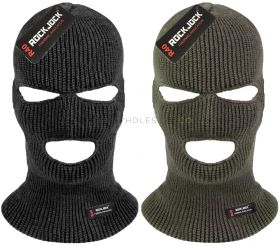 HAI_740 3 Hole Balaclavas by Rock Jock