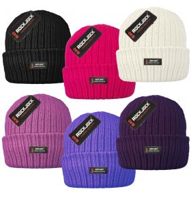 HAI-784R Rock Jock Thermal Hats Ladies