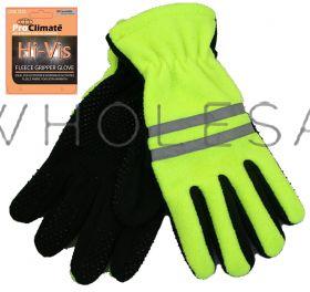 MA000004 Hi Vis Neon Thinsulate Fleece Gloves