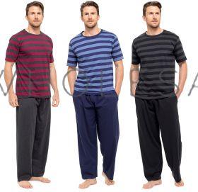 HT332C Short Sleeve Pyjama By Tom Franks