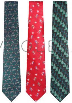 MA000428 Festive Christmas Ties