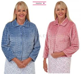 MA29414 Wholesale Bed Jackets by Marlon