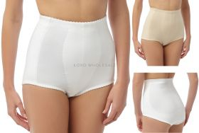 MAK17 Cotton Rich Tummy Tuck & Bum Lift Briefs