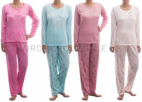 Romesa/Lucky Long Sleeved Pyjamas 10 pieces