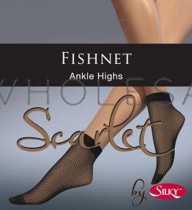 WHolesale Fishnet Ankle Highs