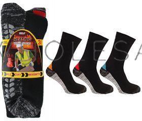 Self Heating Work Socks