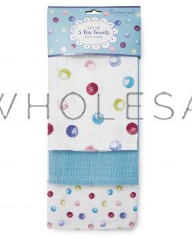 TT1317 Spotty Dotty Tea Towels