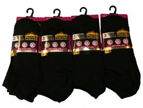 Wholesale Trainer Socks Black Pro Hike