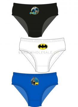 Z01_27753 Boys Batman Briefs