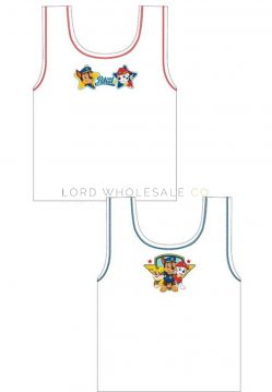 Z01_27855 Boys Paw Patrol Vests