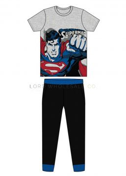 Z01_31543 Men's Superman Pyjamas