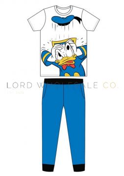 Men's Donald Duck Pyjamas 6 pieces