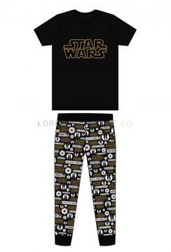 Z01_31552 Men's Star Wars Pyjamas