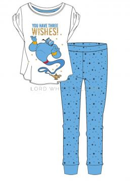 Z01_31803 Ladies Disney Aladdin Pyjamas