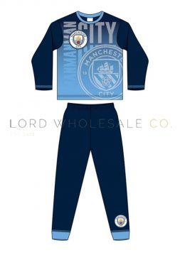 Z01_33895 Wholesale Manchester City Football Club Pyjamas