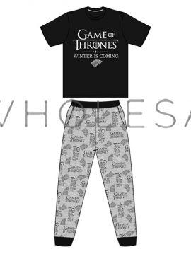 Z01_34936 Wholesale Game of Thrones Pyjamas Men's